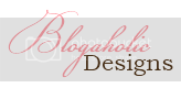 Blogaholic Designs Custom Blog Design